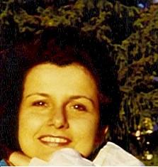Rita circa nel 1987 (gli archeologi non sono sicuri)